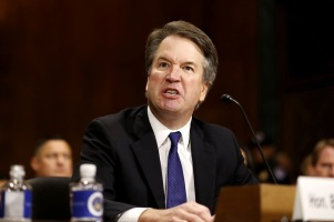 Brett Kavanaugh, nominee for Supreme Court